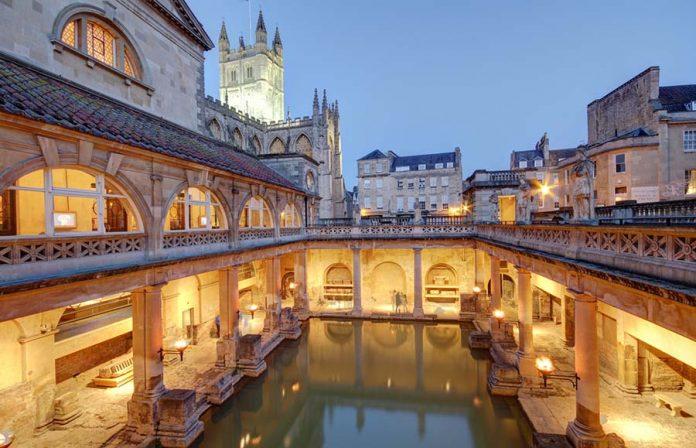 Avrupa'nın En Ünlü Termal Merkezleri - Thermae Bath Spa