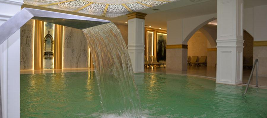 Afyon'un En İyi Termal Otelleri - Korel Termal - Termal Havuz