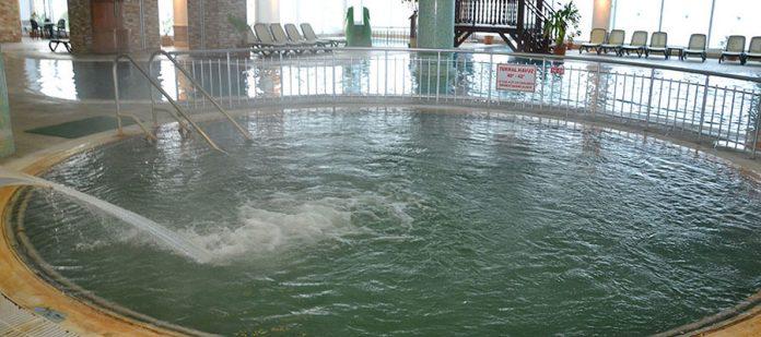 Afyon'un En İyi Termal Otelleri - Sandıklı Termal - Termal Havuz