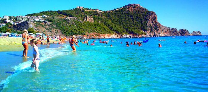 Akdeniz'in En Ünlü Plajları - Kleopatra