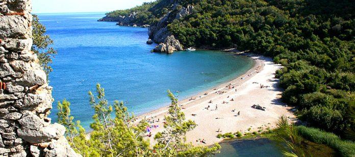 Akdeniz'in En Ünlü Plajları - Olympos