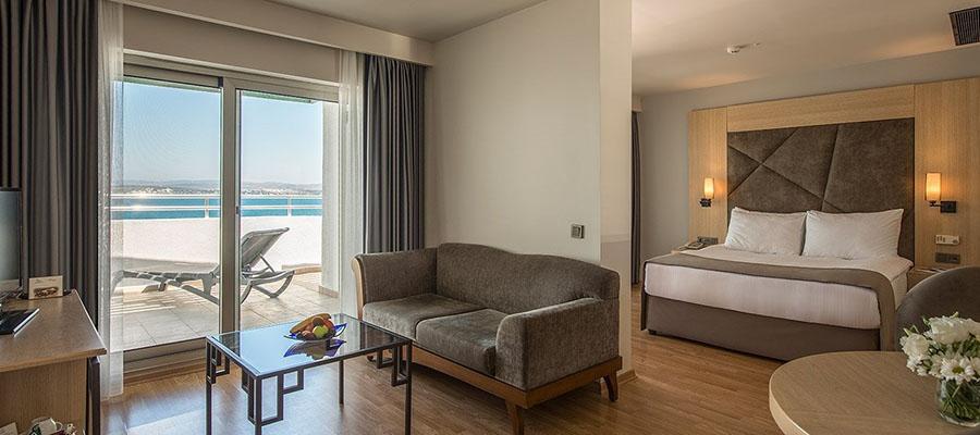 Altın Yunus Resort & Termal - Konaklama