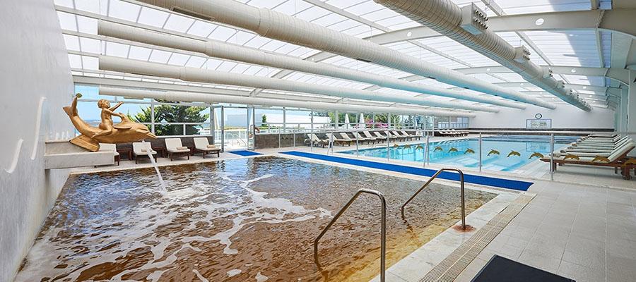 Altın Yunus Resort - Kapalı Termal Havuz