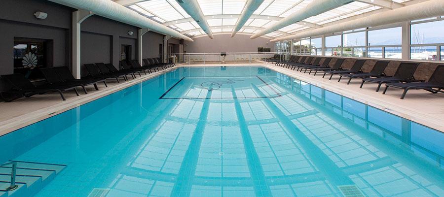 Altın Yunus Resort - Kapalı Havuz