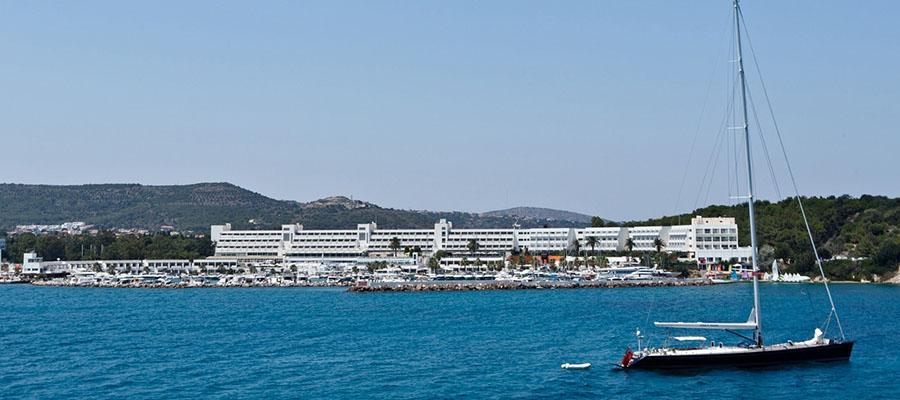 Altın Yunus Resort - Genel Görünüm