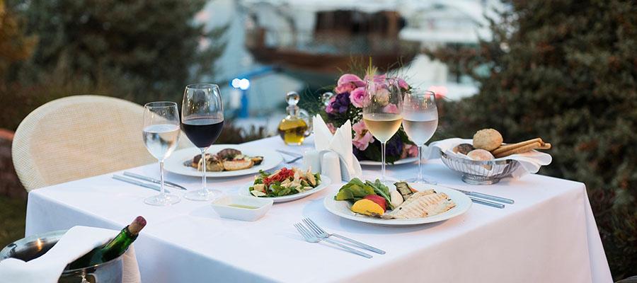 Altın Yunus Resort - Marina Cafe