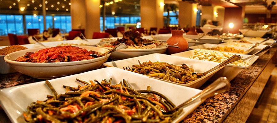 Altın Yunus Resort - Restorant