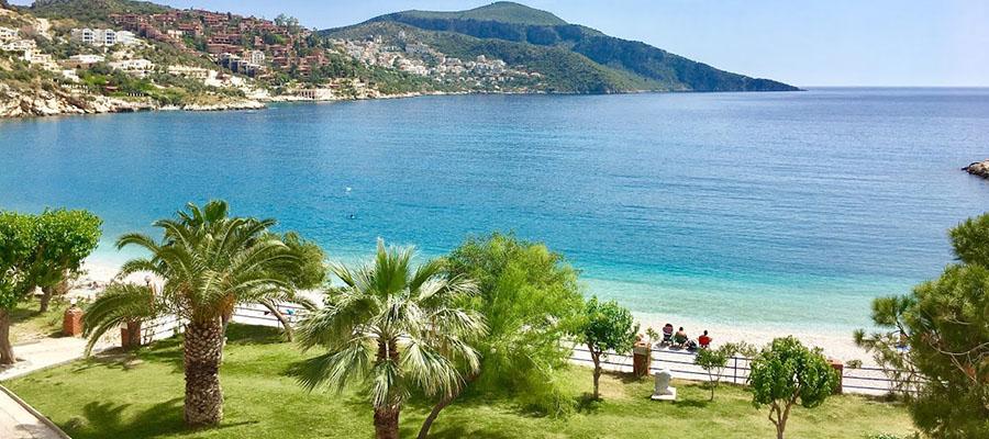 Asfia Seaview Hotel - Plaj