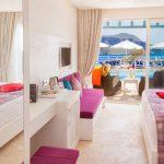 Asfia Seaview Hotel - Swim-up Rooms