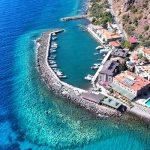 Mavilikler İçinde Bir Sahil Kasabası: Assos - Antik Liman