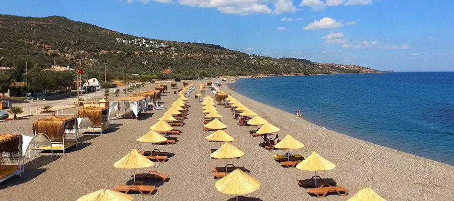 Mavilikler İçinde Bir Sahil Kasabası: Assos - Kadırga Koyu