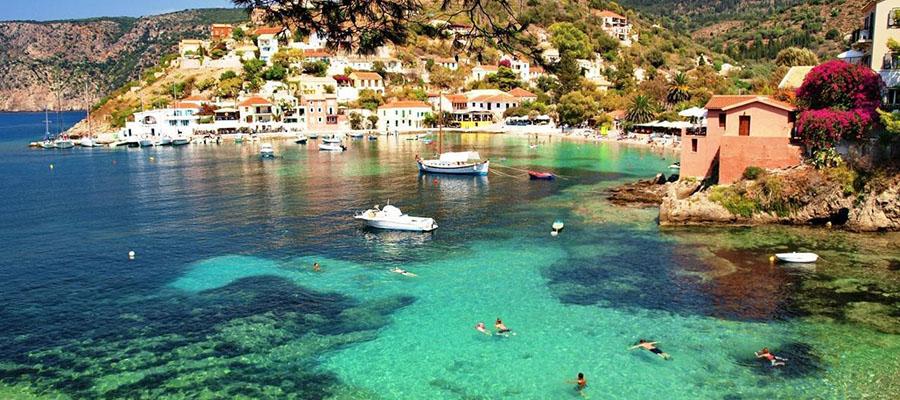 Mavilikler İçinde Bir Sahil Kasabası: Assos - Genel