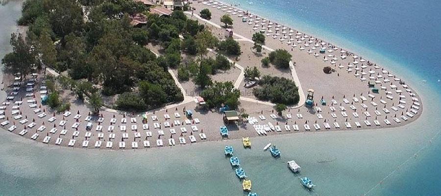 Dalyan Gezi Rehberi - İztuzu Plajı