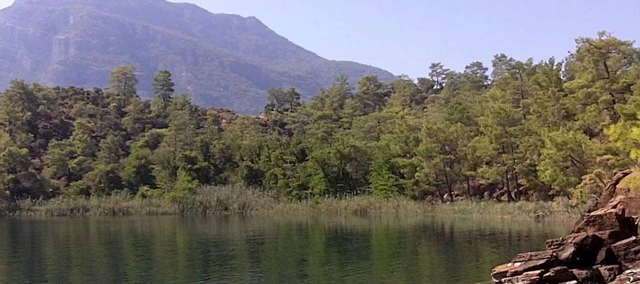 Dalyan Gezi Rehberi - Köyceğiz Gölü