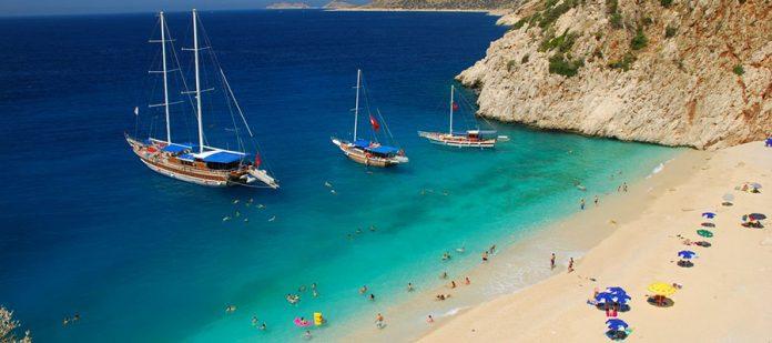 Türkiye'nin En Güzel Plajları - Kaputaş
