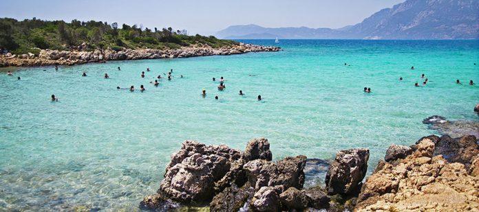 Türkiye'nin En Güzel Plajları - Kleopatra