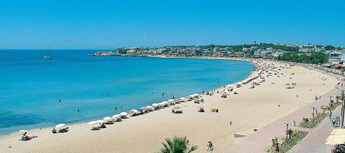 Türkiye'nin En Güzel Plajları - Ortakent