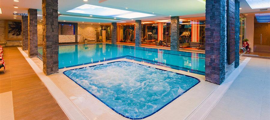 Elegance Resort - Havuz
