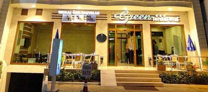 Green Termal Otel - Genel