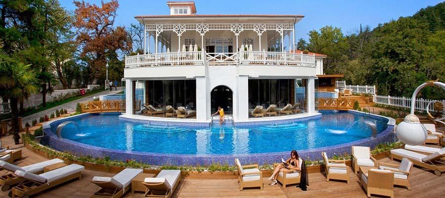 Limak Termal Butik Otel - Havuz