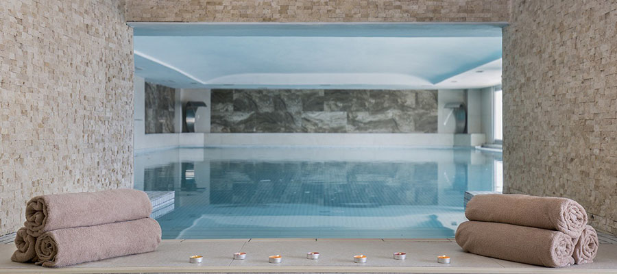 Thermalium Wellness Otel - Havuz