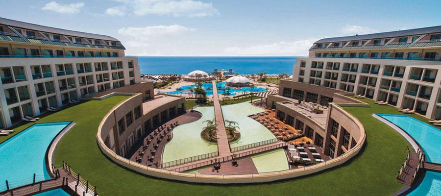 Kıbrıs'ın En Lüks 10 Oteli - Palazzo 1