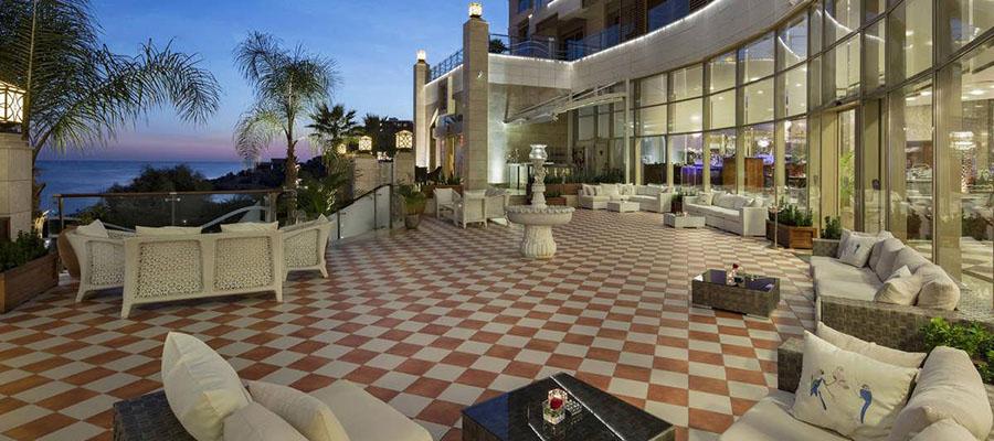 Kıbrıs'ın En Lüks 10 Oteli - Merit Royal 1