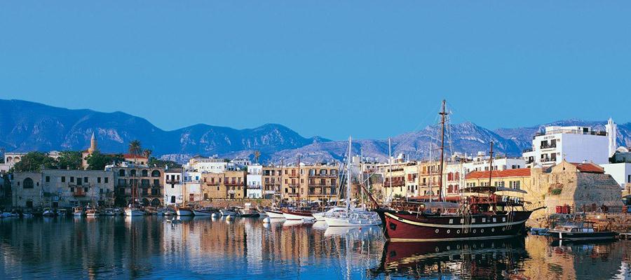 Girne'de Gezilecek Yerler - Girne Limanı