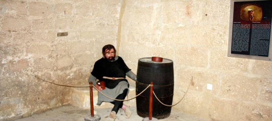 Girne'de Gidilecek Yerler - Zindanlar