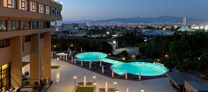 Kaya Otelleri - İzmir Termal - Havuz