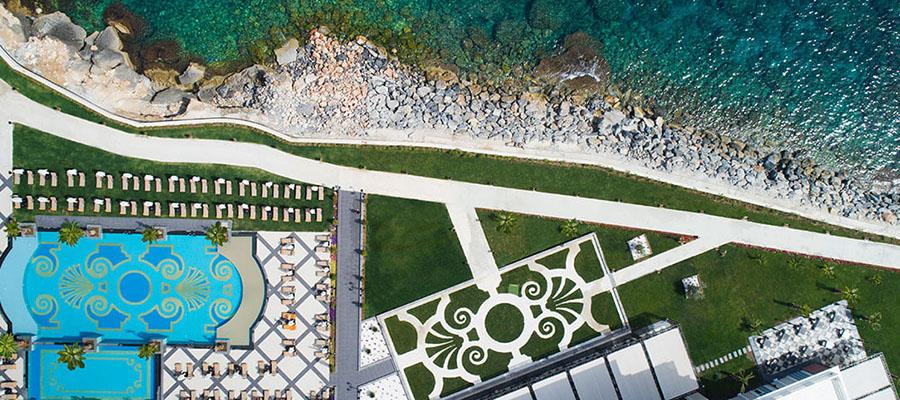 Kaya Otelleri - Palazzo - Üst
