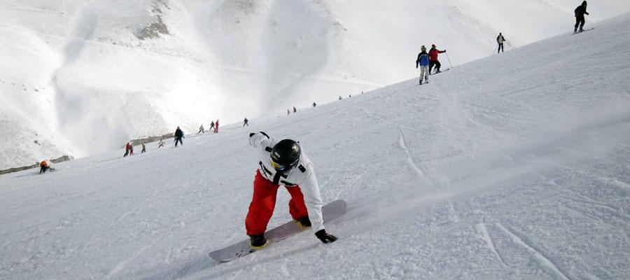 Kayak Merkezleri - Yolçatı