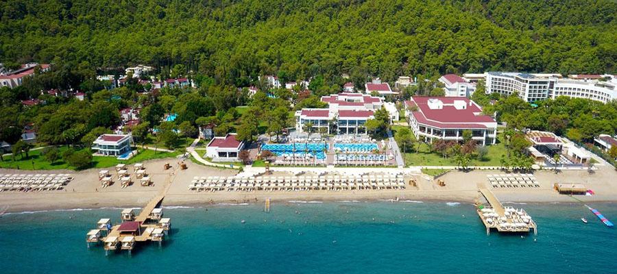 Kemer Tatili İçin En İyi 7 Otel - Genel