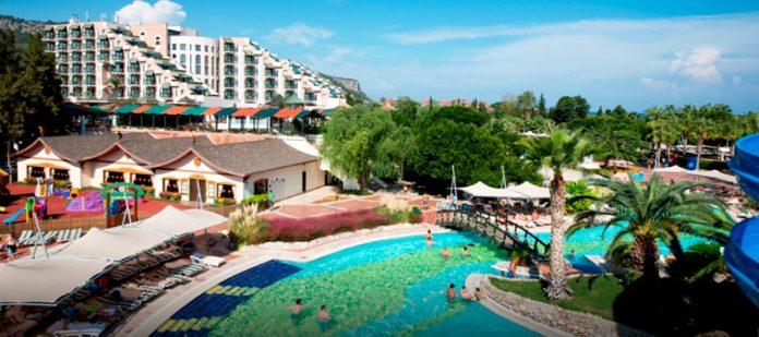 Kemer'in En İyi 7 Oteli - Limak Limra1