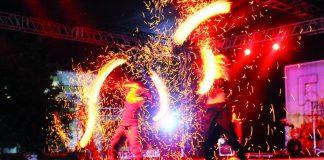 Kıbrıs'ın En Ünlü Festivalleri - Alevli Gösteri