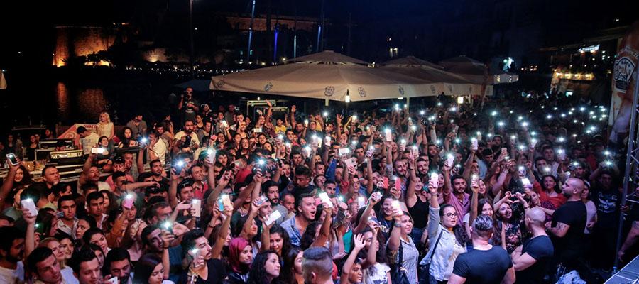 Kıbrıs Gece Hayatı - Konserler