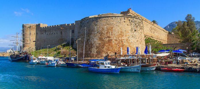 Kıbrıs Tarihi Yerleri - Girne Kalesi