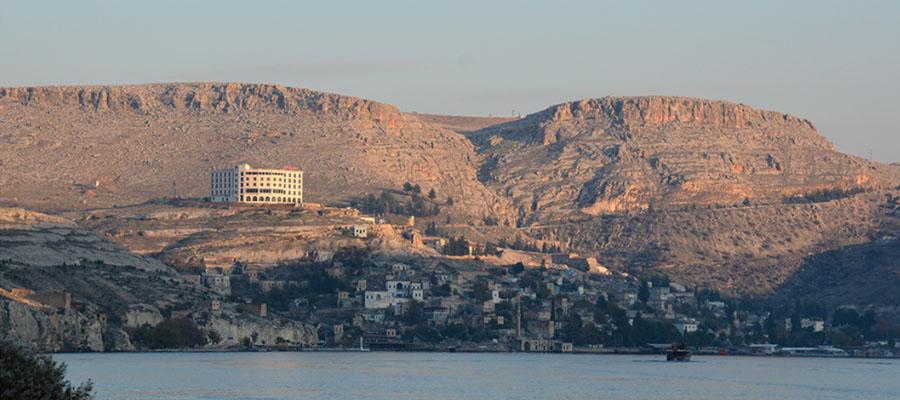 Saklı Cennet Halfeti - Savaşan Köyü