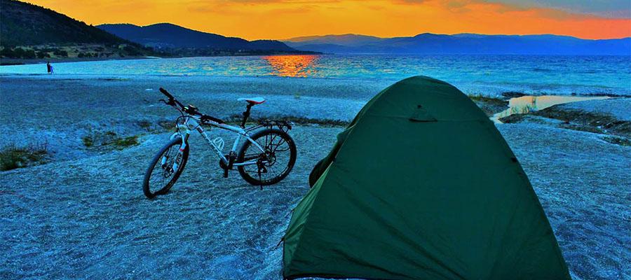 Salda Gölü - Bisiklet Gezisi