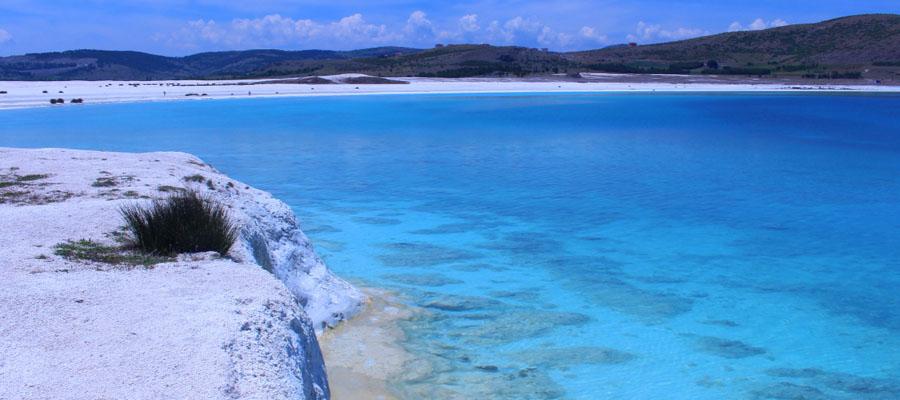 Salda Gölü - Maldivler