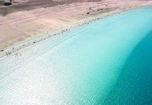 Salda Gölü - Genel Manzara
