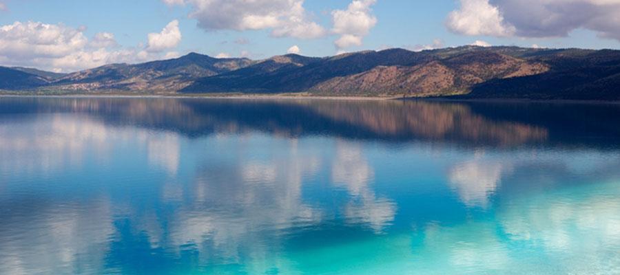 Salda Gölü - Tropik Görünüm