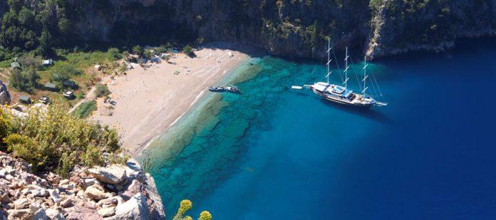Türkiye'nin En Güzel Koyları - Kabak Koyu