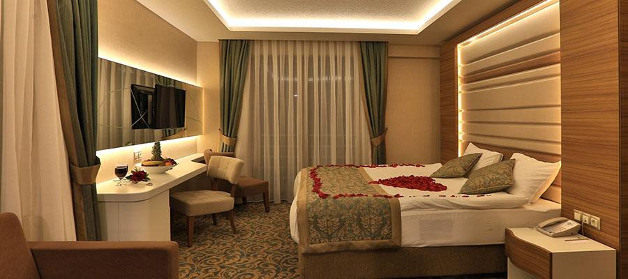Çam Termal Otel - Oda