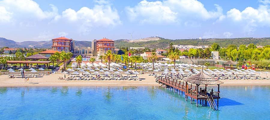 Radisson Blu Resort - Genel