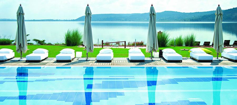 Türkiye'nin En Lüks 10 Termal Oteli - Havuz