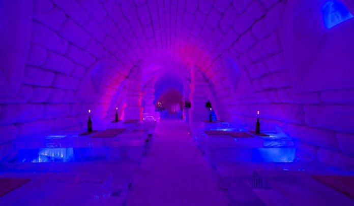 En İyi Buz Festivalleri - Snow Village - Lapland