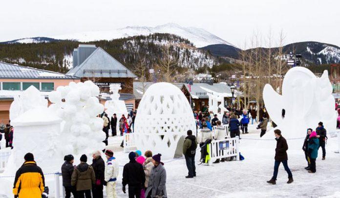 En İyi Buz Festivalleri - Budweiser Uluslararası Kar Heykel Festivali