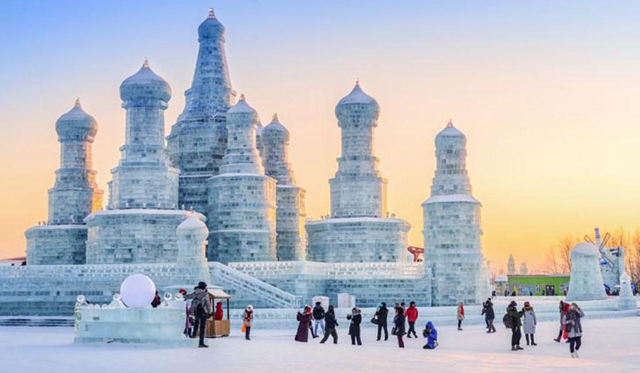 En İyi Buz Festivalleri - Uluslararası Buz ve Kar Heykel Festivali - Harbin - Genel