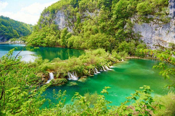 Avrupa'nın En İyi Ulusal Parkları - Plitvice